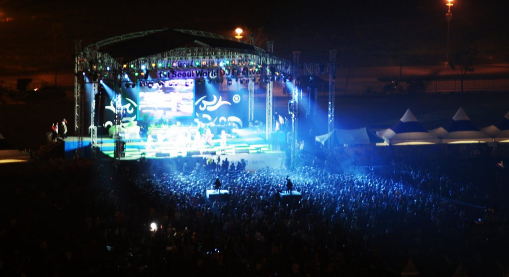 - WORLD DJ FESTSEOUL World DJ Festival