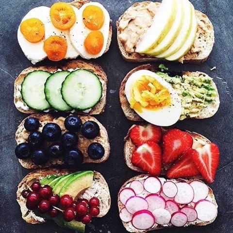 healthy snacks college