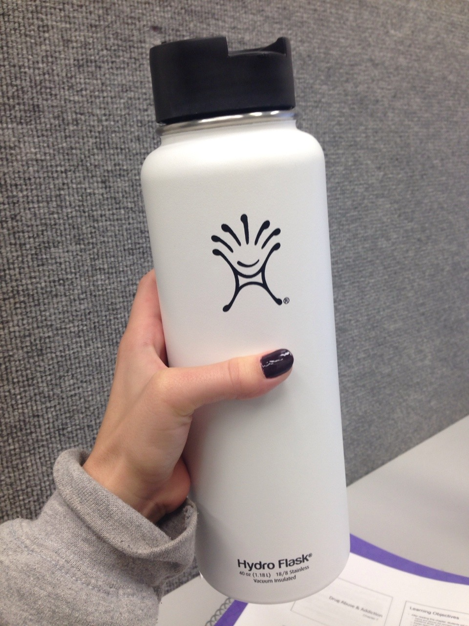 hydroflask fit college