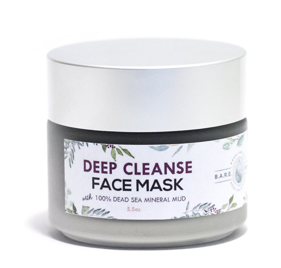 Deep Cleanse Mud Mask