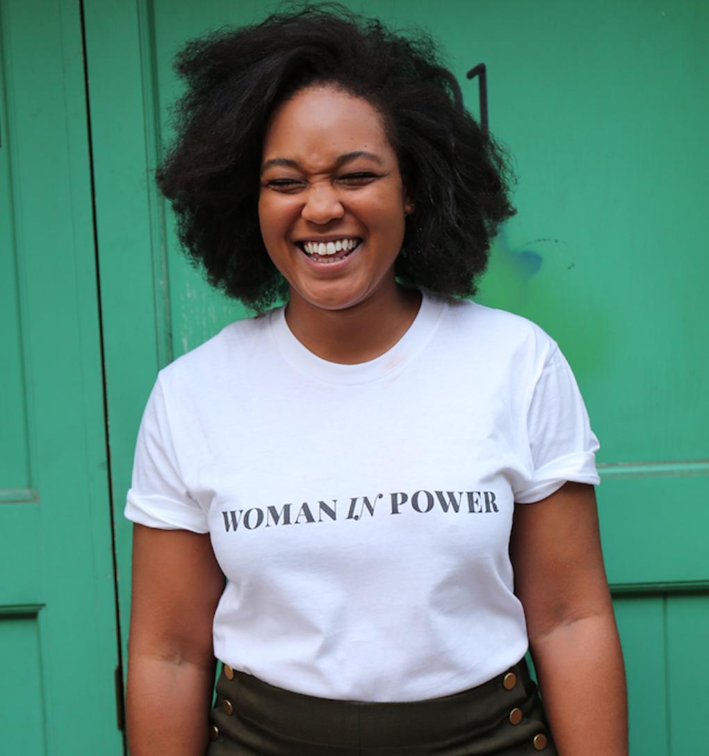 Women in Power Tee