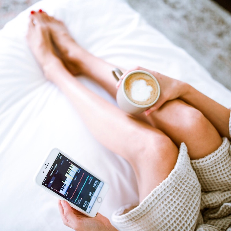 4 Apps for Staying Calm - By: Because I'm Addicted