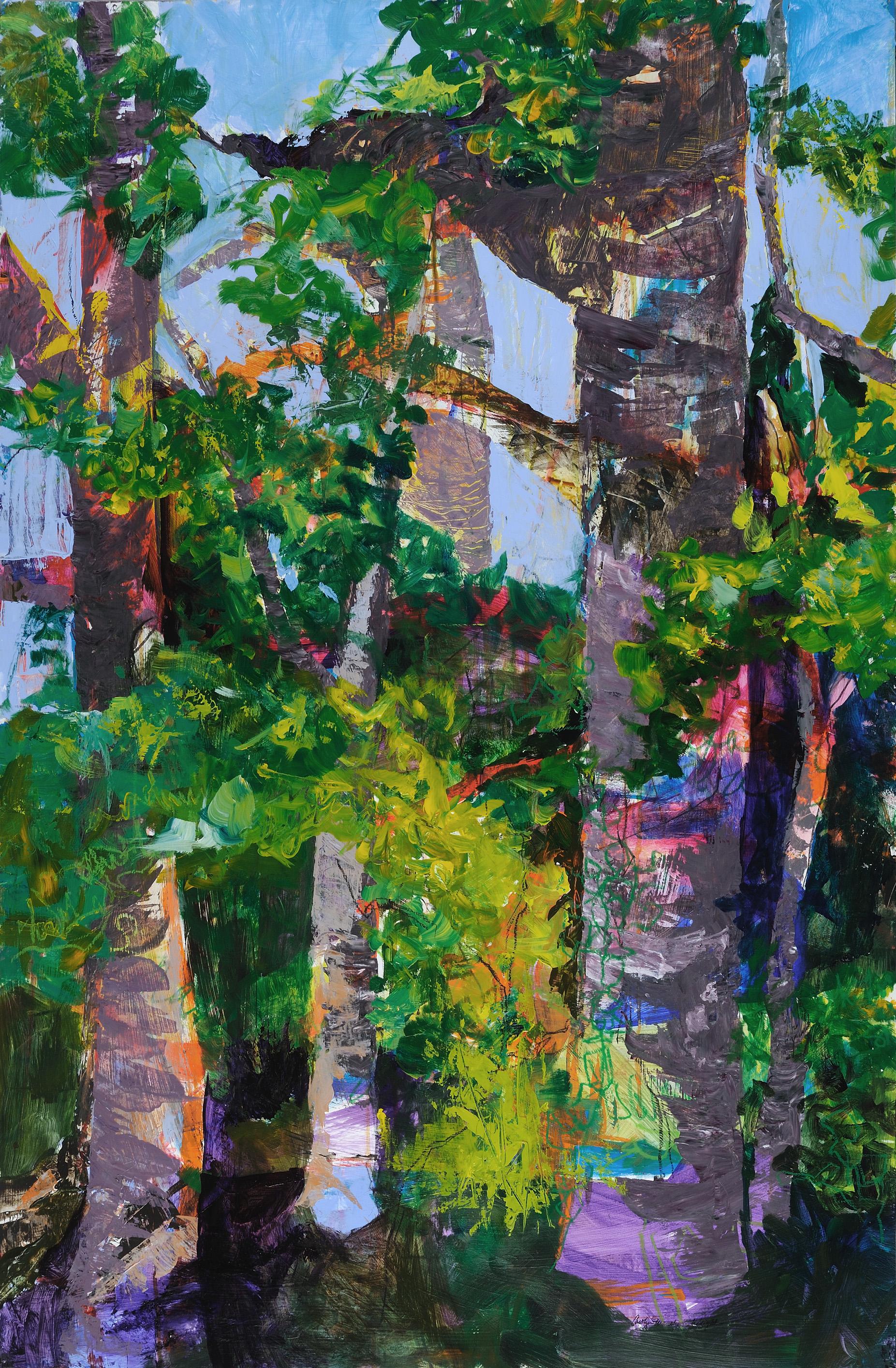 Tree Triptych Two