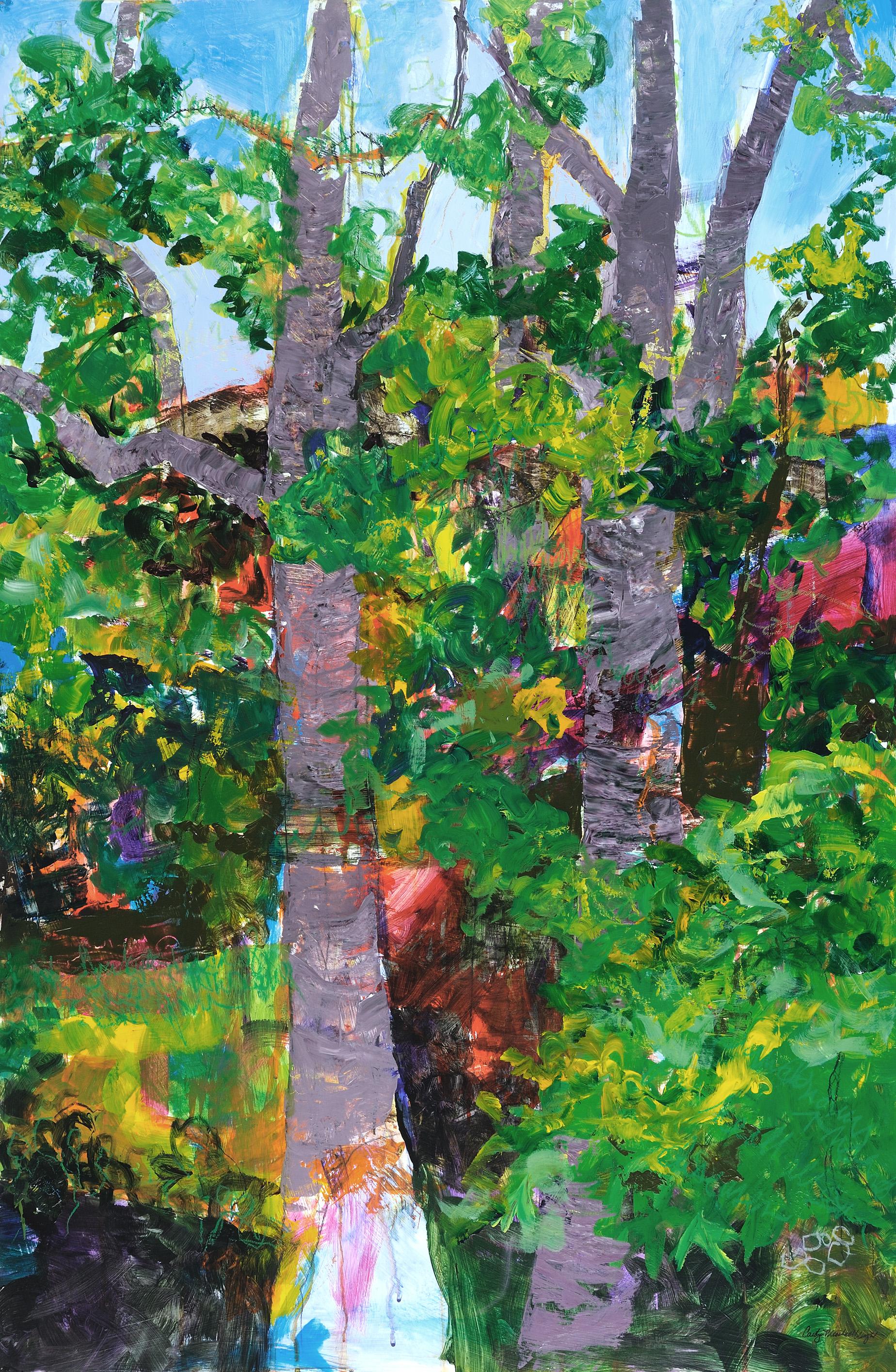 Tree Triptych Three