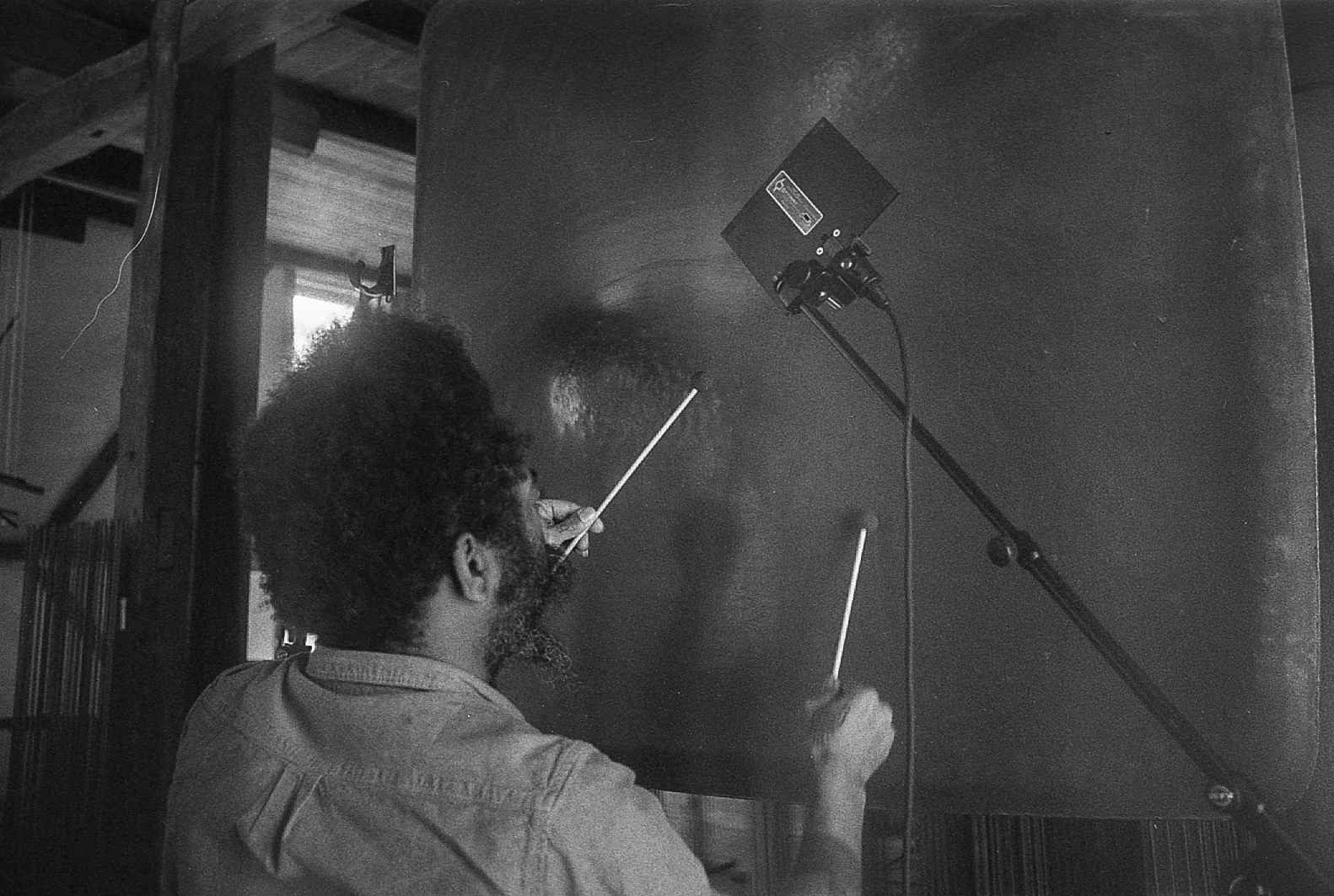 Recording Bertoia