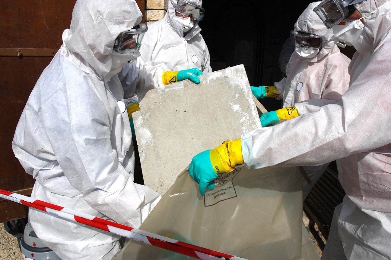 Asbestos removal and testing Geelong