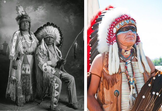 Origins of the Native Headpiece// SRC