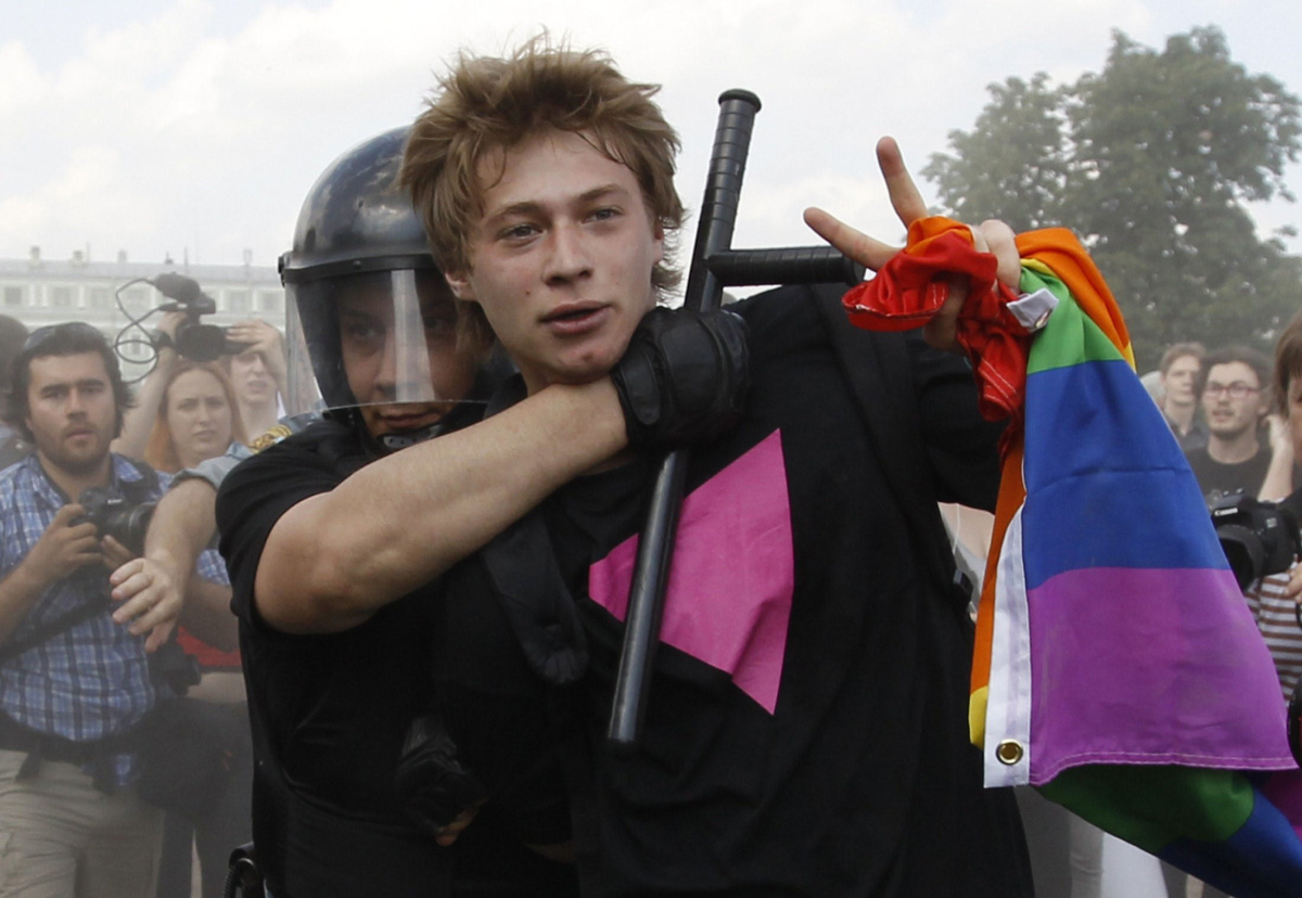 Inside Chechnya's Gay Concentration Camps - INTERNATIONAL