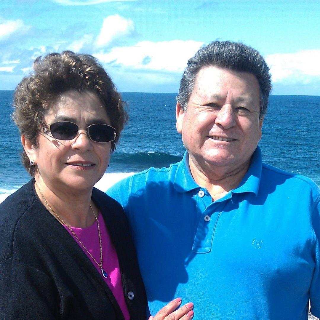 Victor and Elba Tobar -