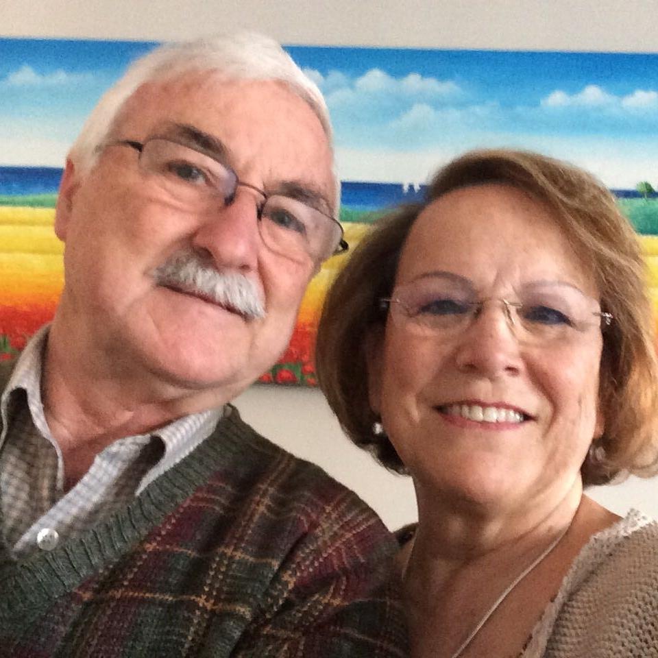 Daniel and Pilar Noel -