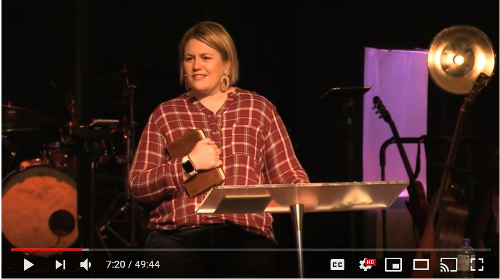Check out one of our recent messages - Building A Strong Connection With God Takes Time - PS BEC TOBAR