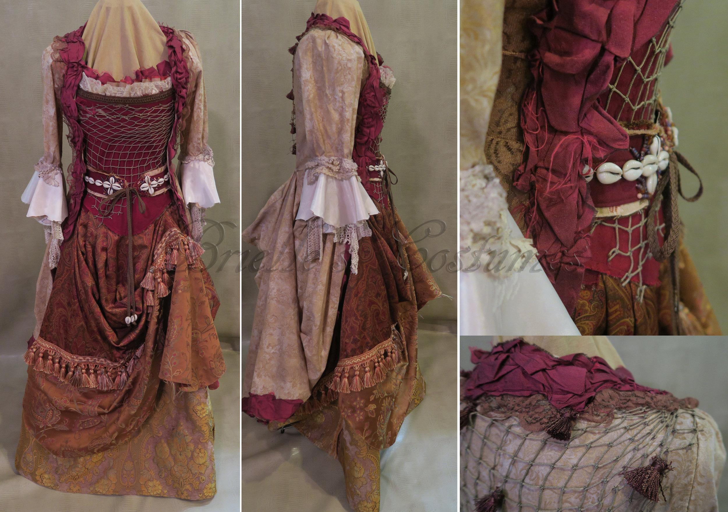 Tia Dalma Costume Version 9