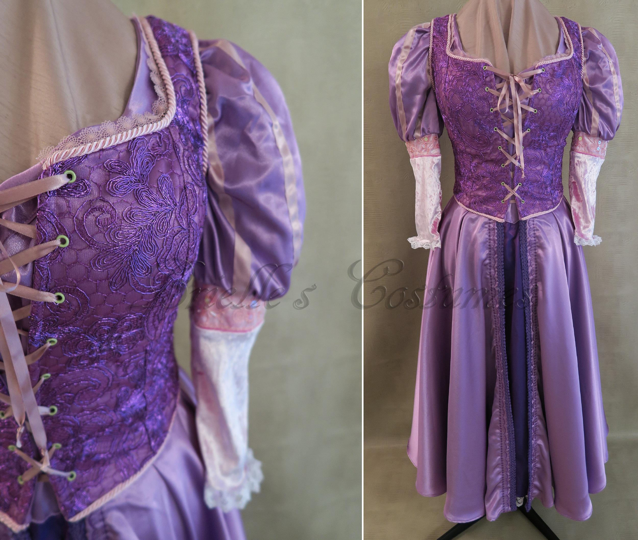 Disneybound Brielle Costumes