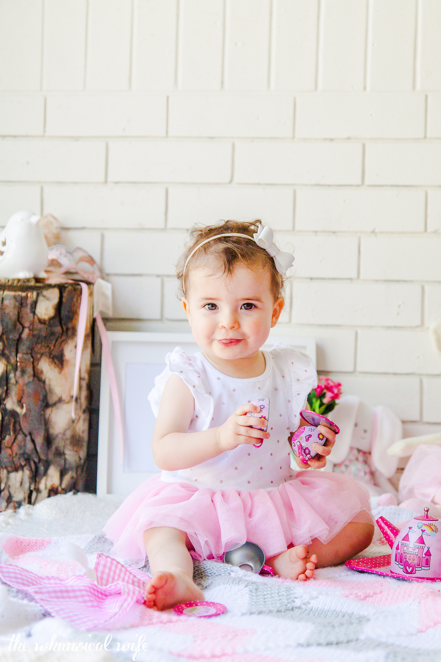 #Life With Three: Little Miss A Turns 1