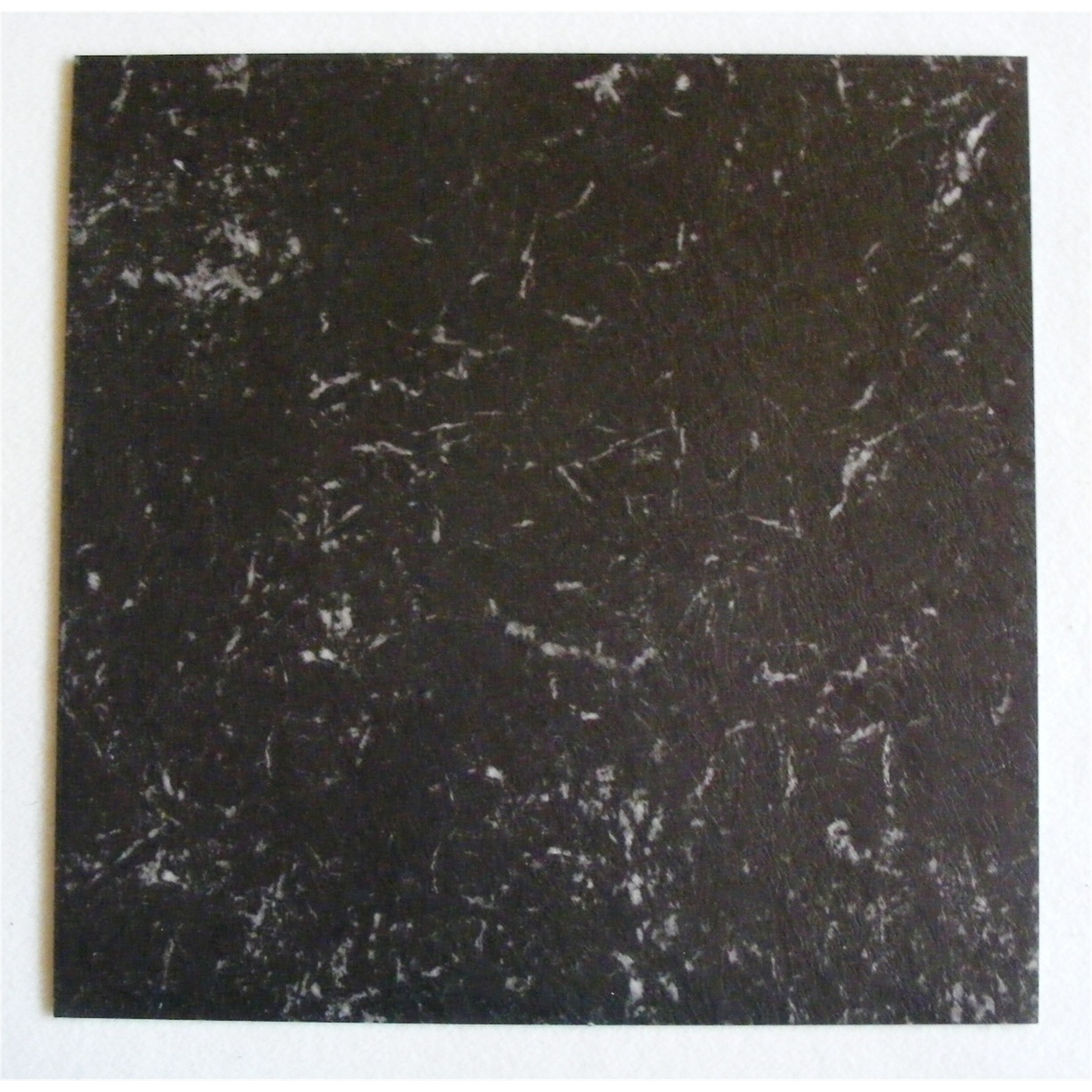 Black Marble Floor Tile