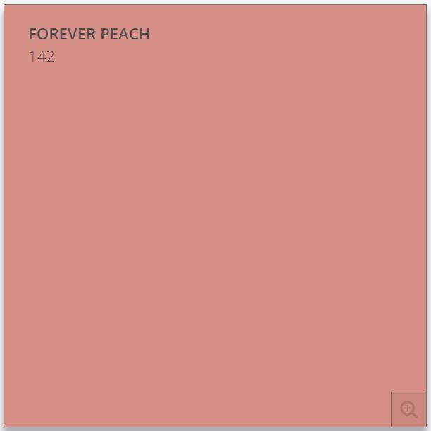 Forever Peach - British Paints