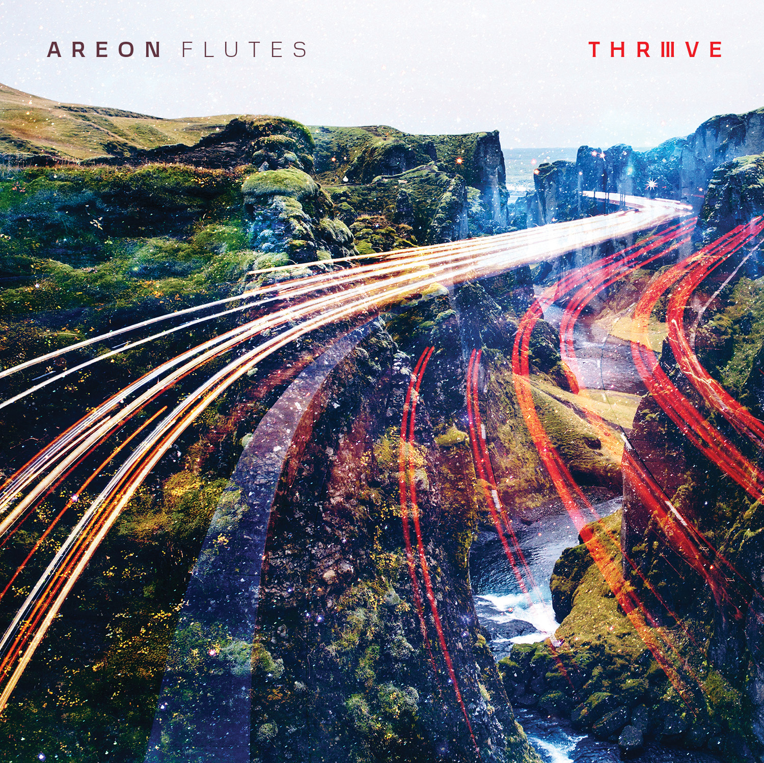 Areon Flutes releases their 3rd album,   Thrive  , on the Innova Music label.