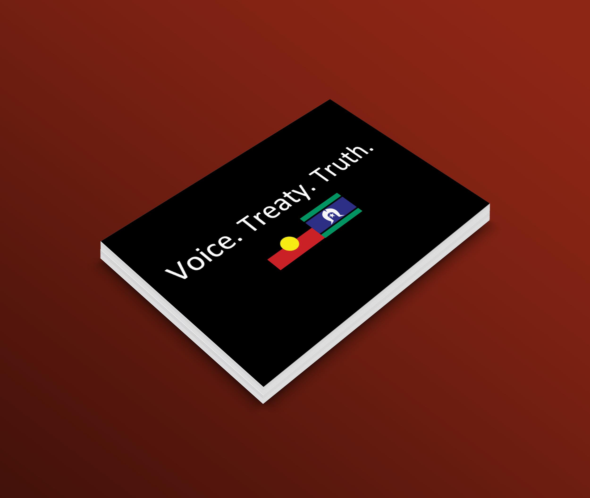 Voice.Treaty.TruthA6 Postcards -