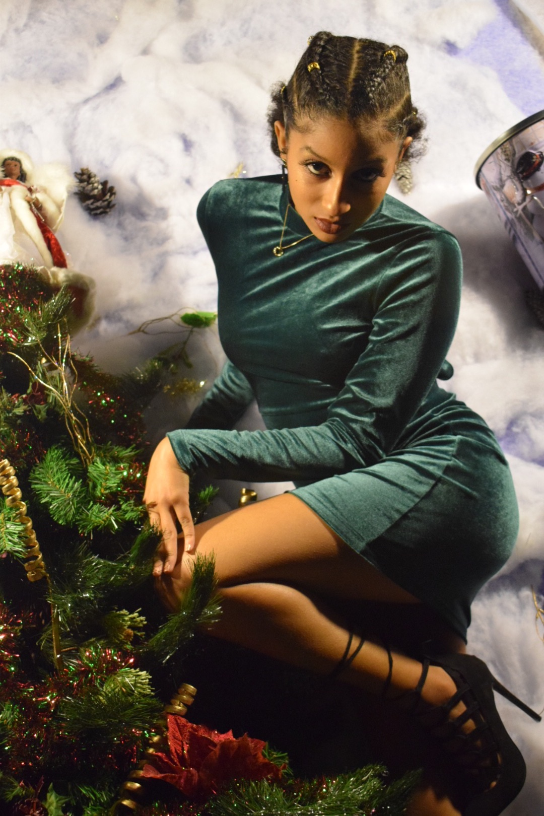 My first annual Christmas shoot with The Carmen J.