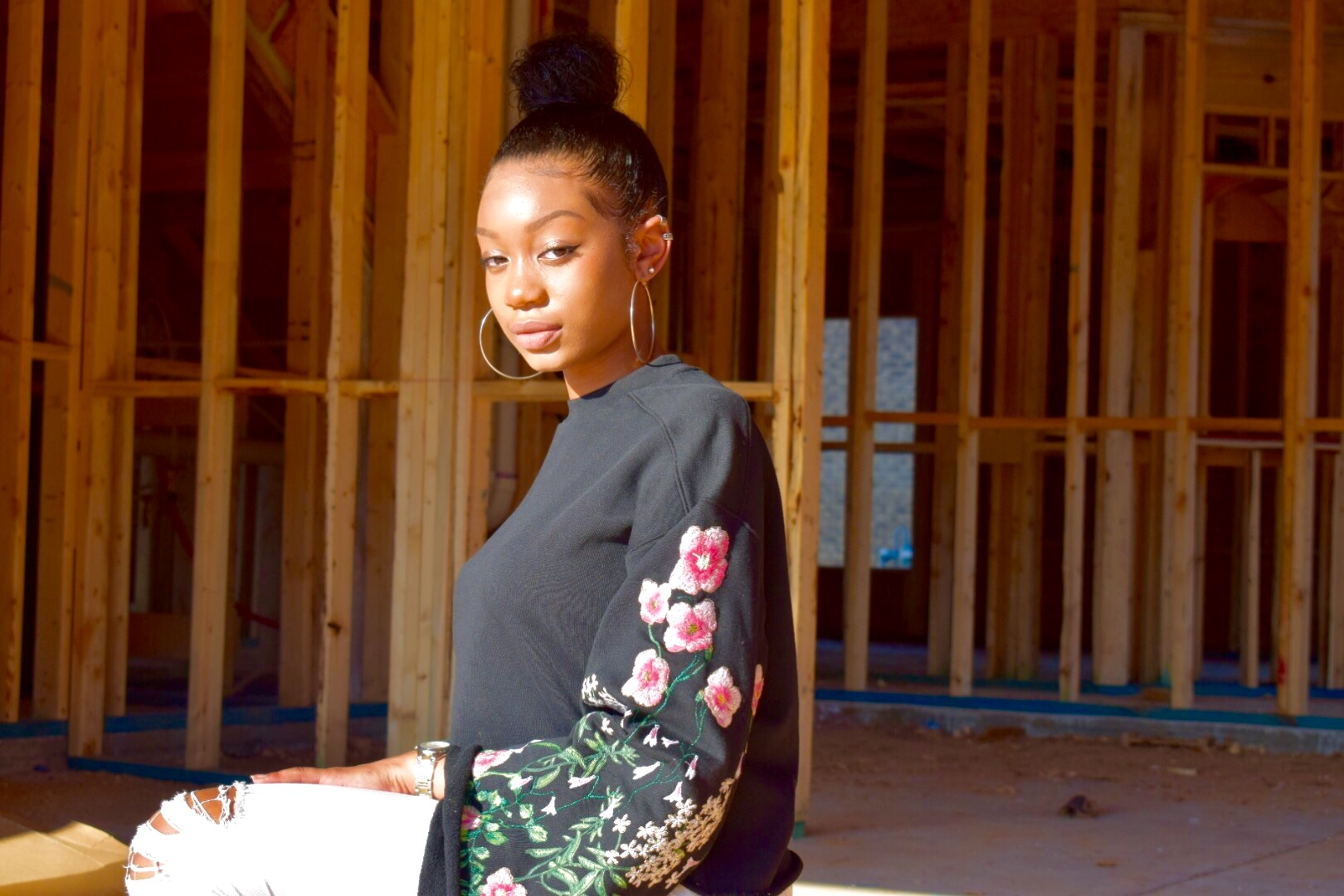 Navigating a world under construction with Emanni Bates.