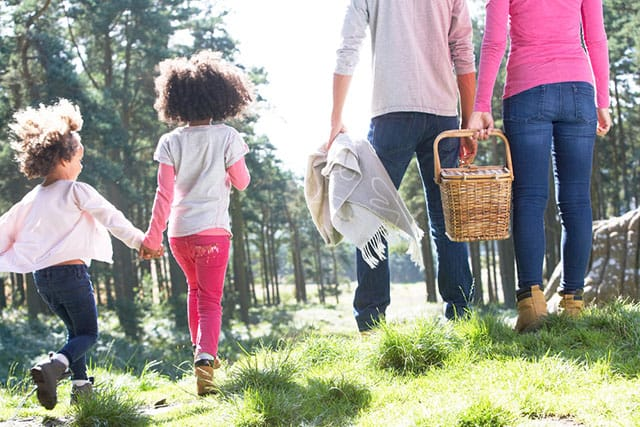 FAMILY MINISTRY - Building healthy families in spirit, mind and body, through the life experiences of Jesus Christ