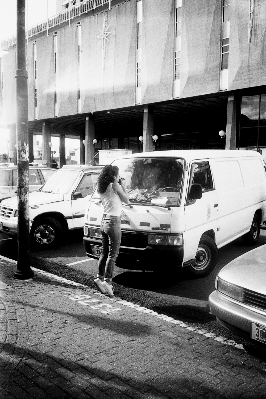 About - Costa Rica, 1991.Photography & Collage.Contact: rjimenezfotografia@gmail.com