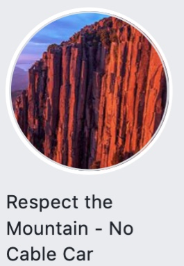 Respect the Mountain