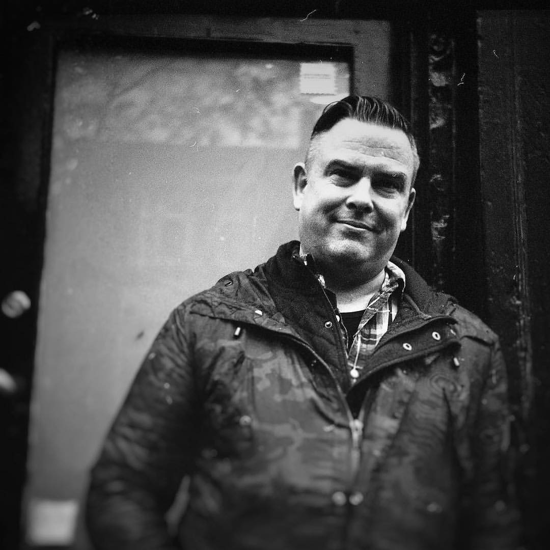 Met this guy on one of my recent #London trips. He saw my #lubitel #tlr and asked me to take his #portrait.