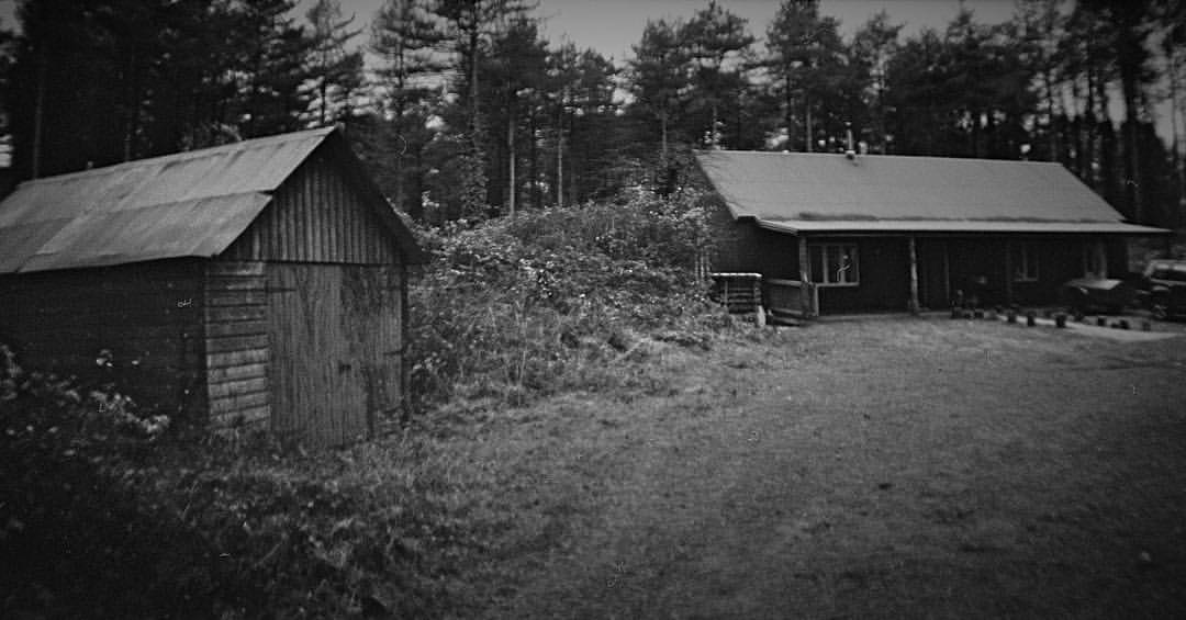 One day @idlehearts will write a script for a #folkhorror short. We'll shoot it to #super8 here.