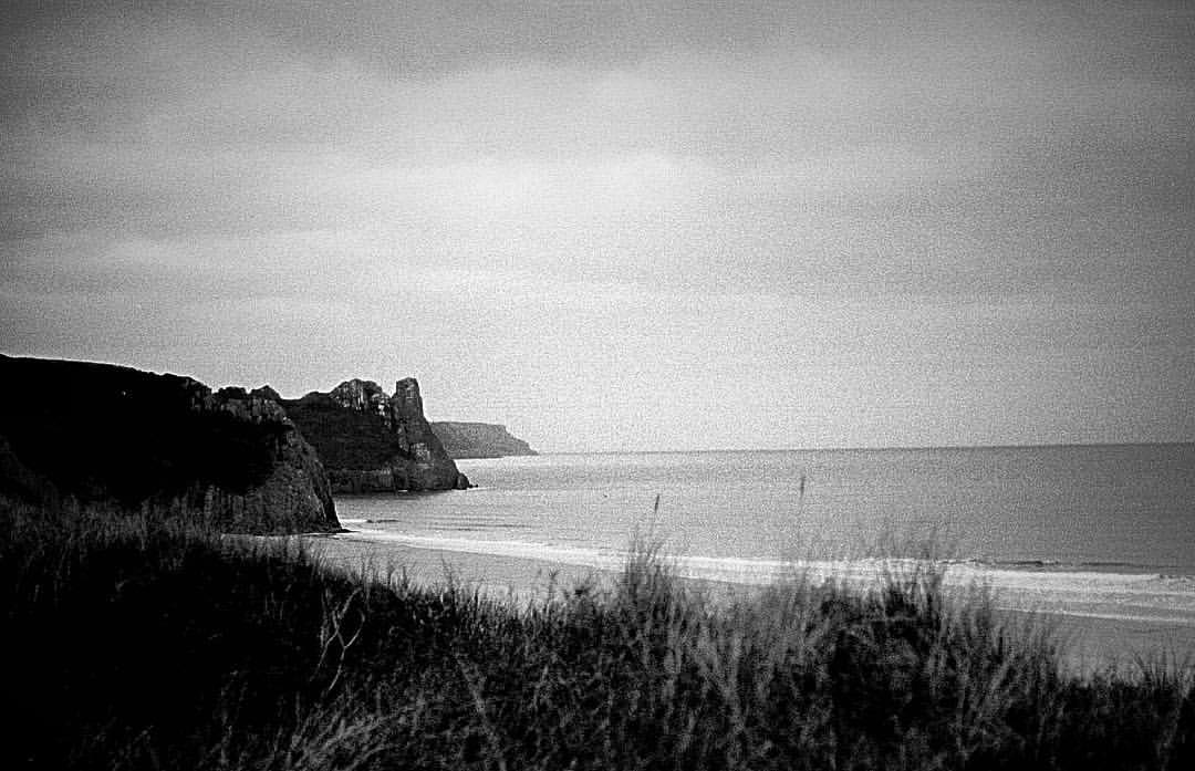 The Tor. One of my favourite rocks. Shot to #film on my 1938 #leica.