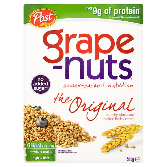 GrapeNuts Sample Pack is in no way related to or endorsed by Post Cereals, it's just… read the post, m'kay?