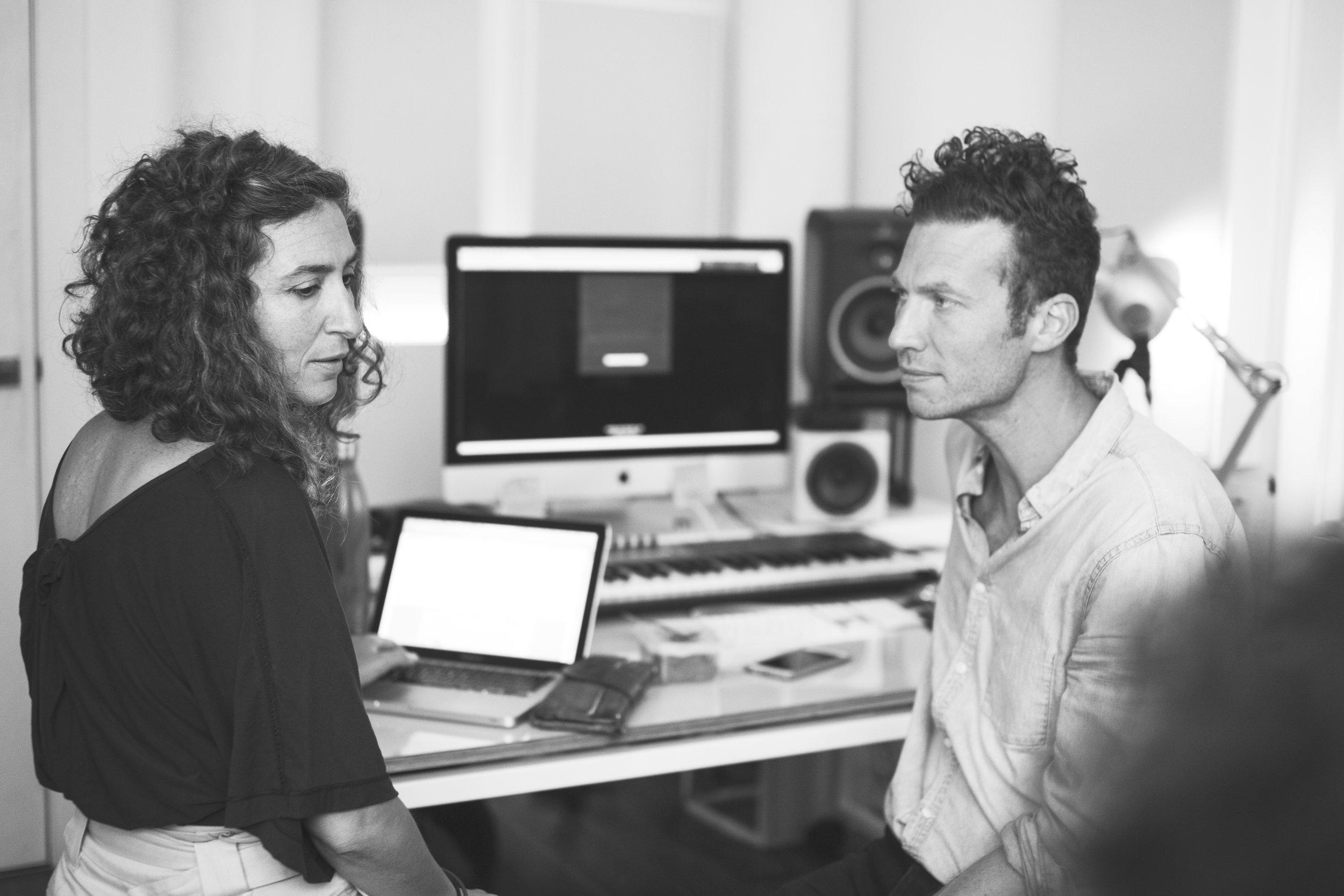 Electric Dreams Studio 2017, Melbourne.