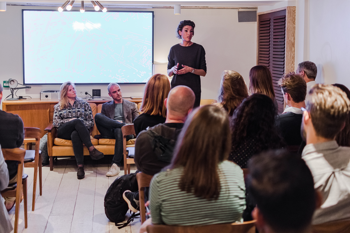 Workwhile Design Talks: Design & the City | 30th September 2017