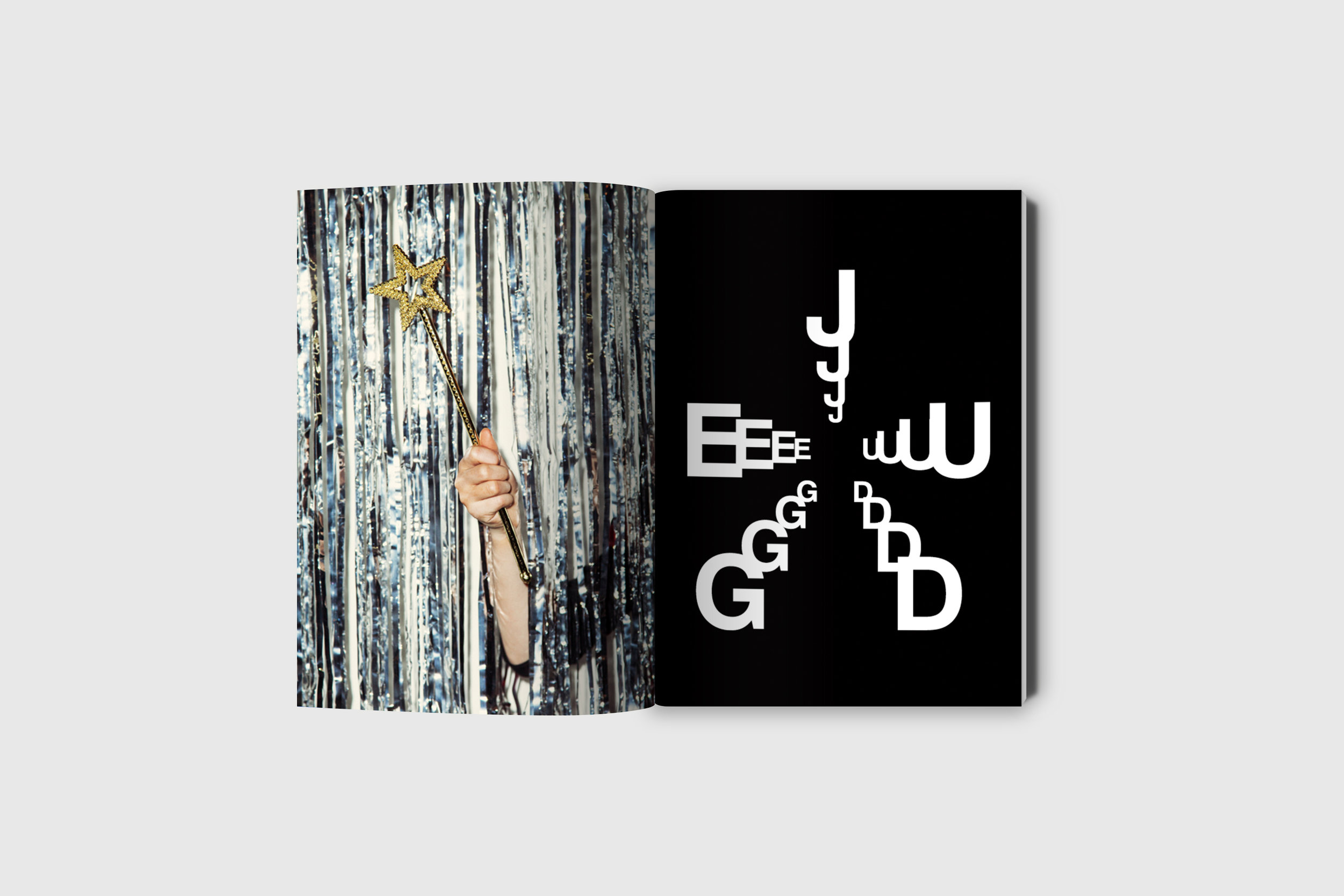 Art Direction: Alexander Blackberry | Photography: Linda Stulic | Graphic Design: Eszter Takacs