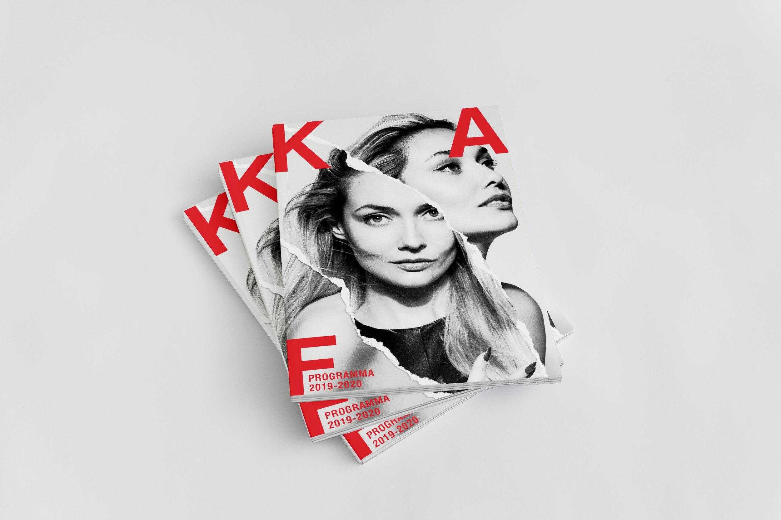 KAF IDENTITY & PROGRAMMA 2019-2020 - Identity | Branding | Editorial Design