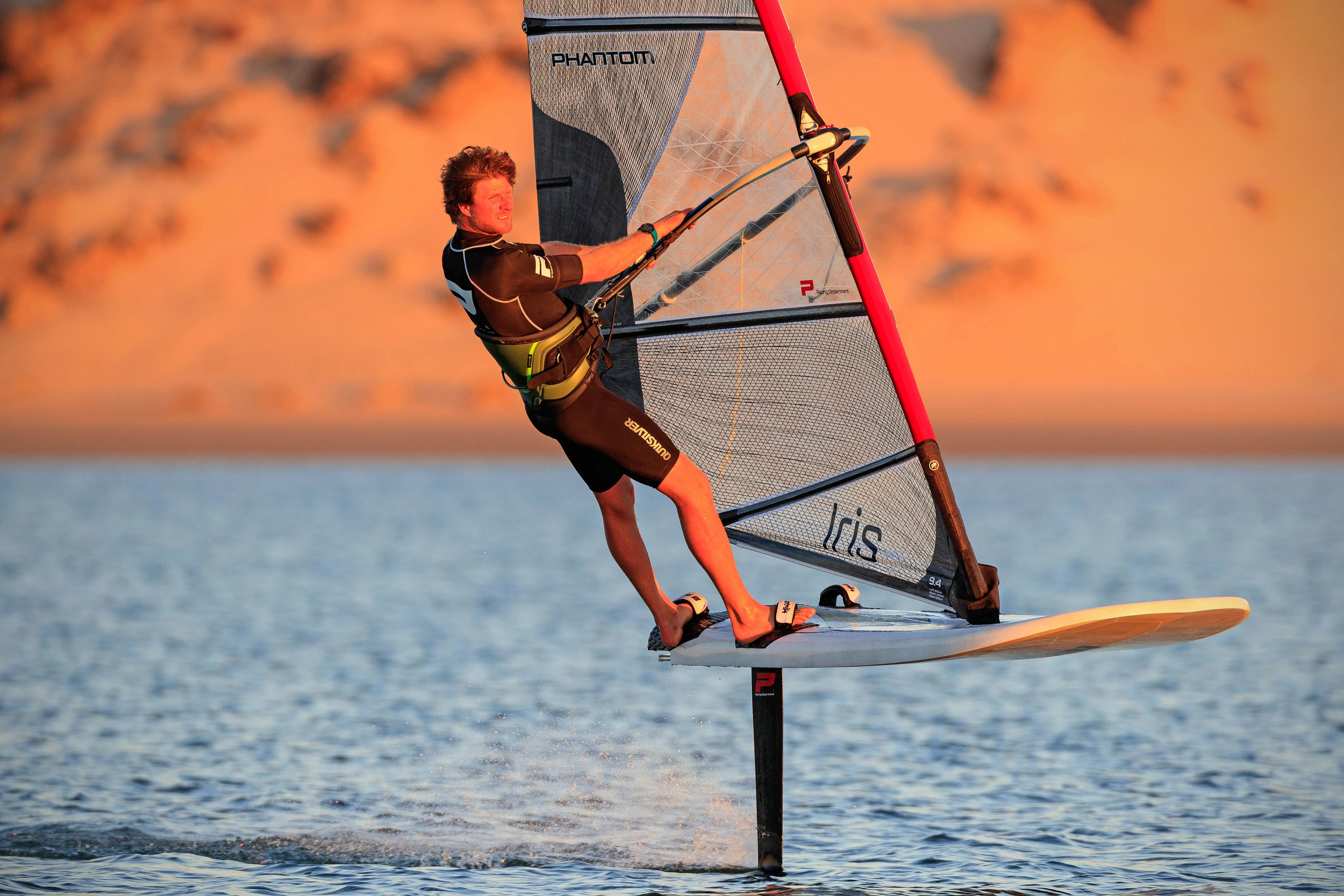 January 2019 - Launch of PHANTOM WINDSURFING foils