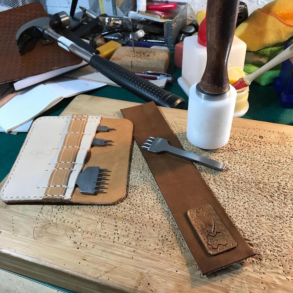 RBK Leather Crafts Facebook