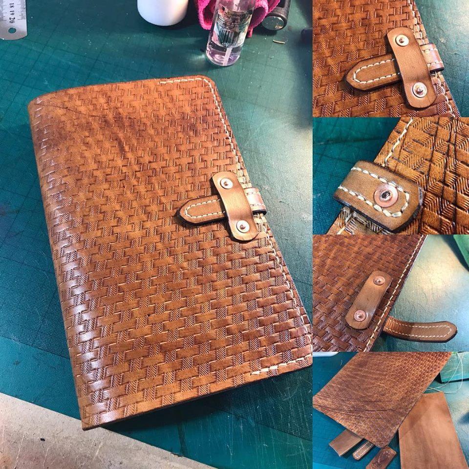 RBK Leather Crafts Website