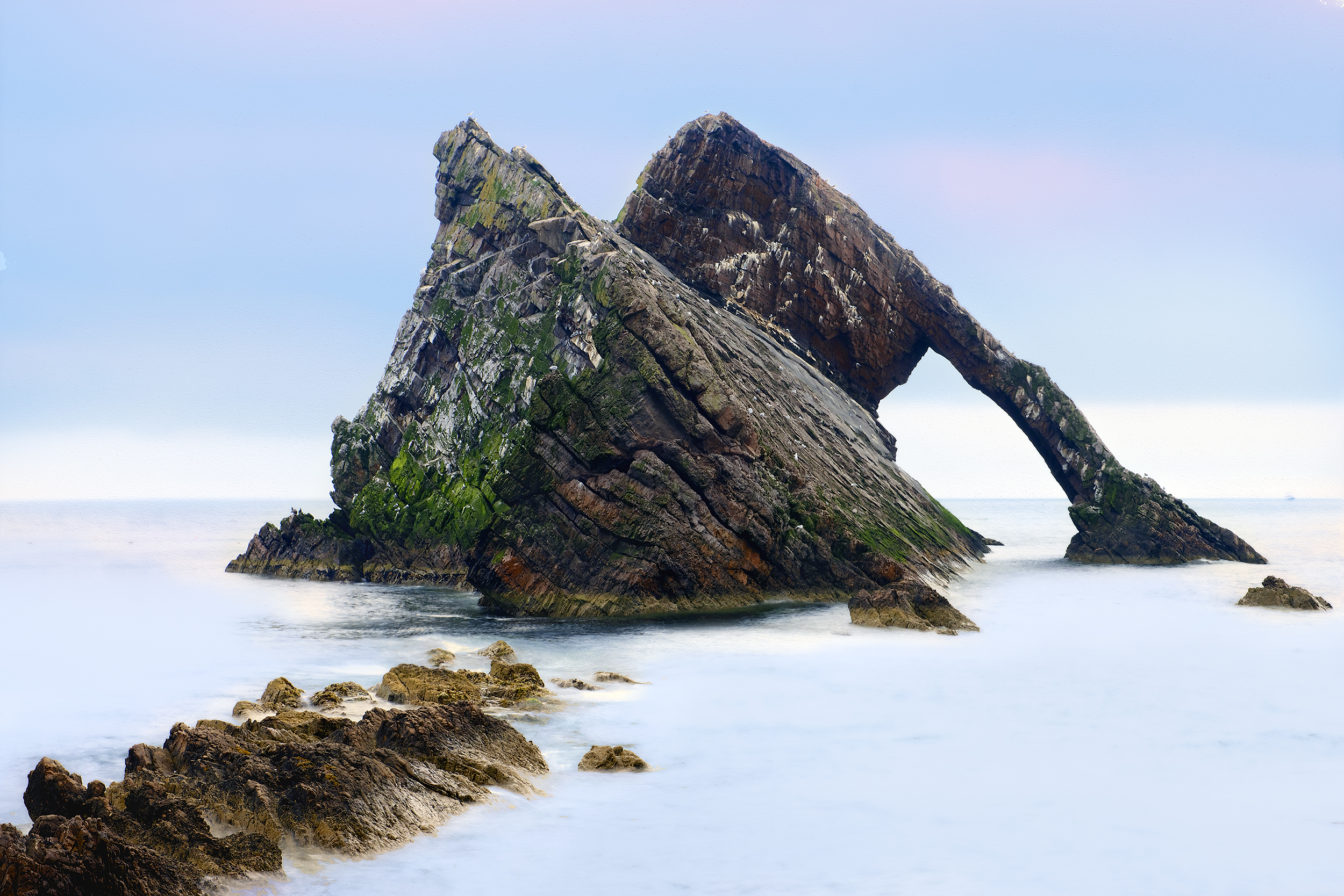 Bow Fiddle Rock (#1)