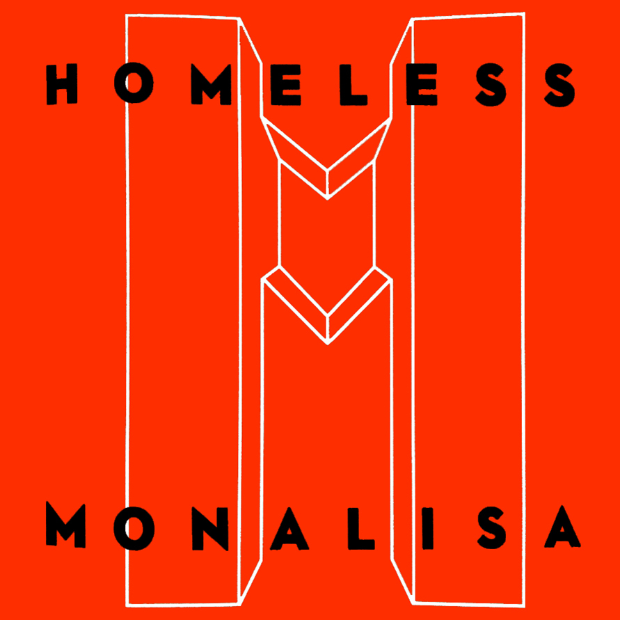 2016 - Catalog - Homeless MonalisaExhibition organised by António Olaio, José Maçãs de Carvalho and Jorge Figueira. Catalog design by Bruna de Sousa. Coimbra University, College of Arts, Ground Floor, 2016ISBN 978-989-99425-0-9