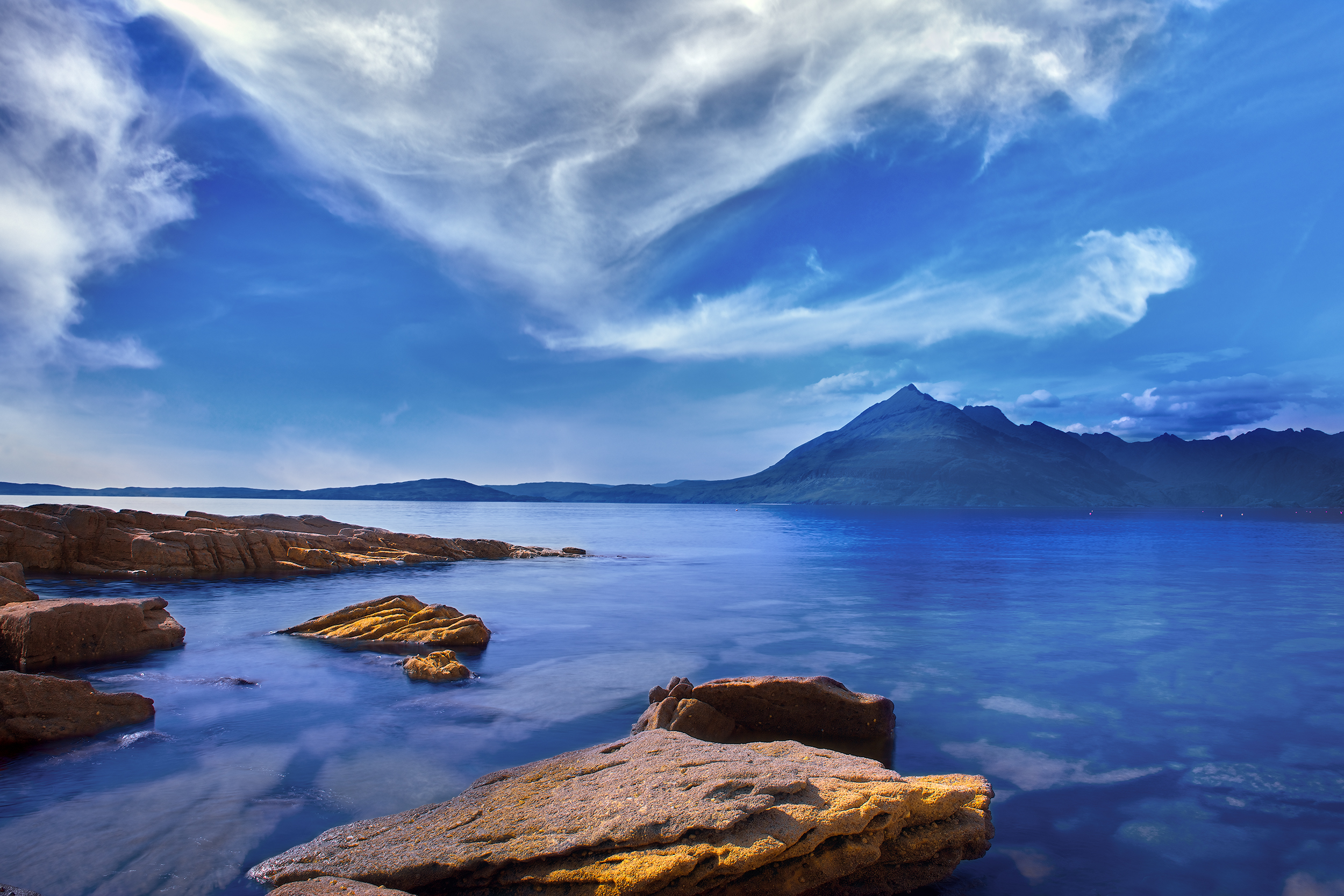 Elgol, Isle of Skye, Scotland   |  August 11, 2012