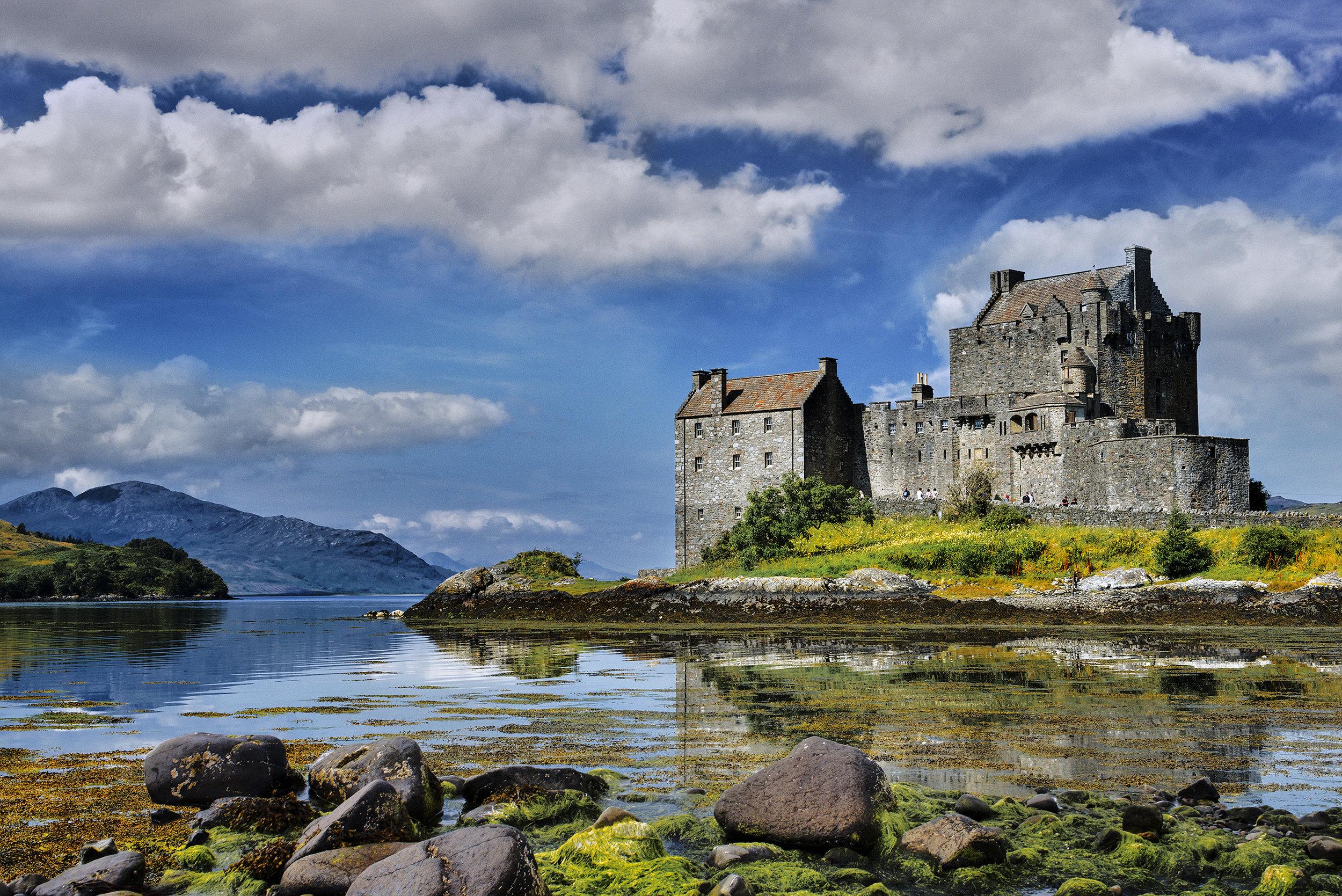 Kyle of Lochalsh, Scotland   |  August 11, 2012