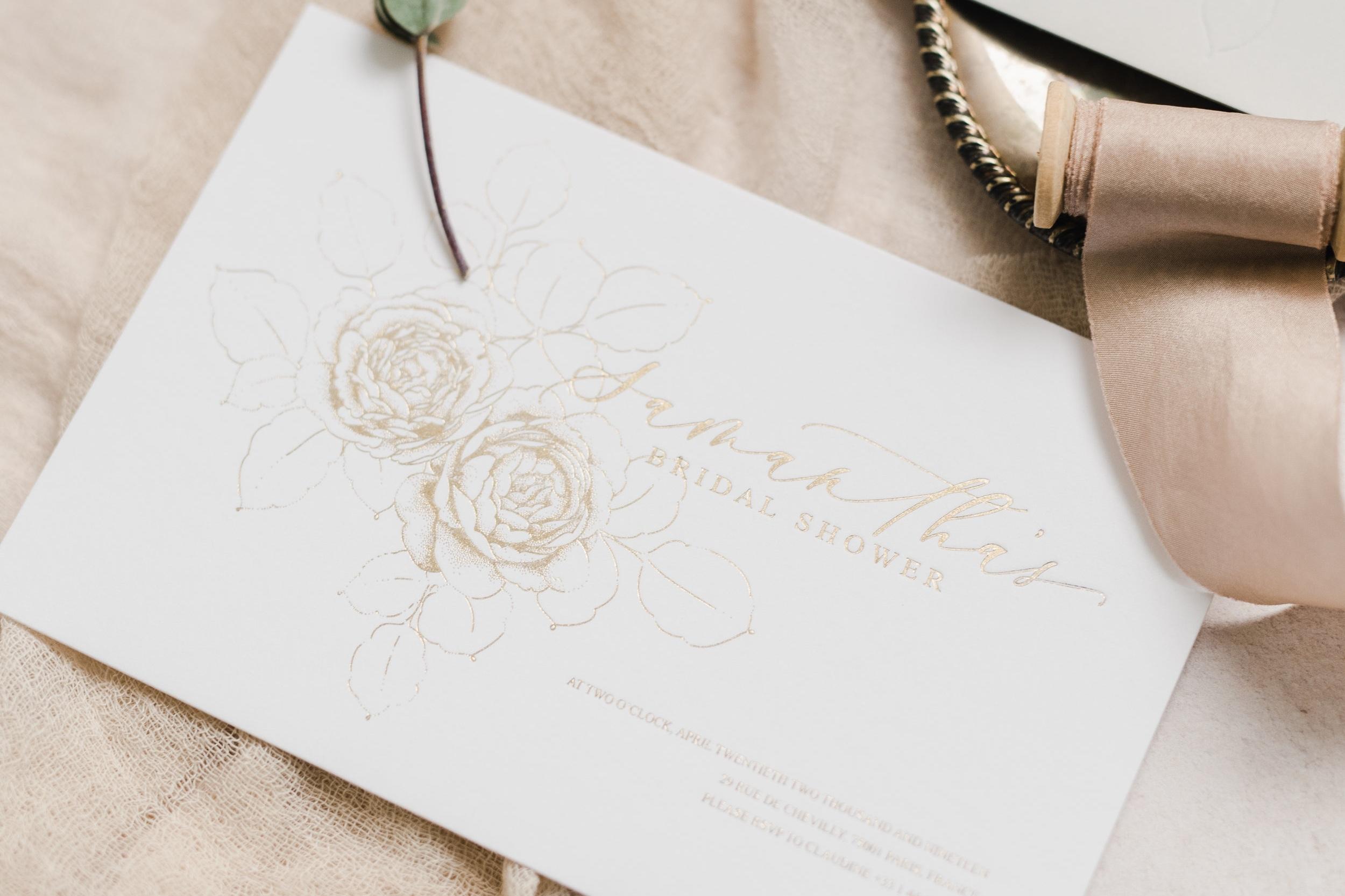 Peonies&Paperclips QueenofSweden collection