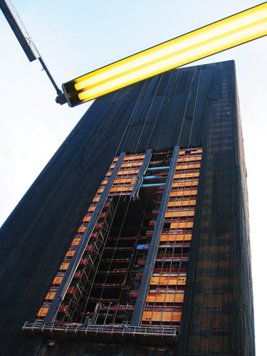 Rebuilding after September 11