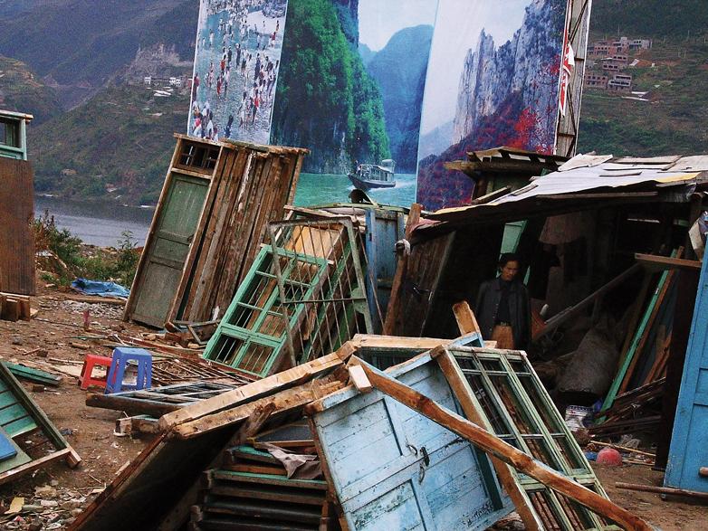Reconstruction, Yangtze River