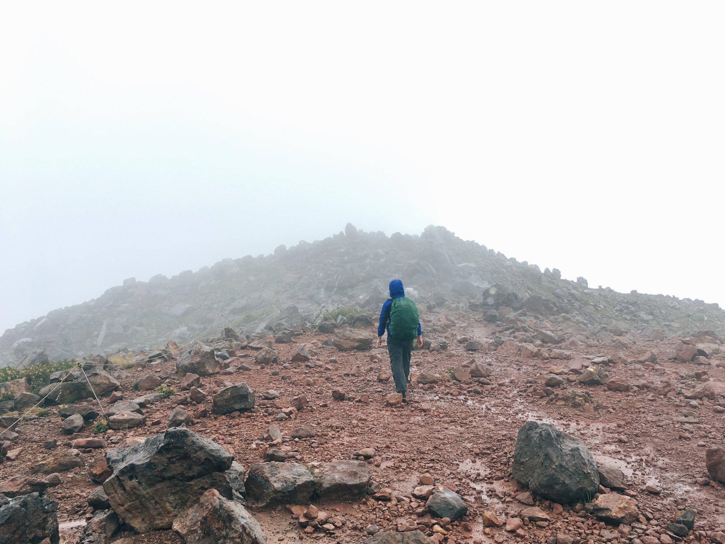 Mt.Chausu - 2016.08.27