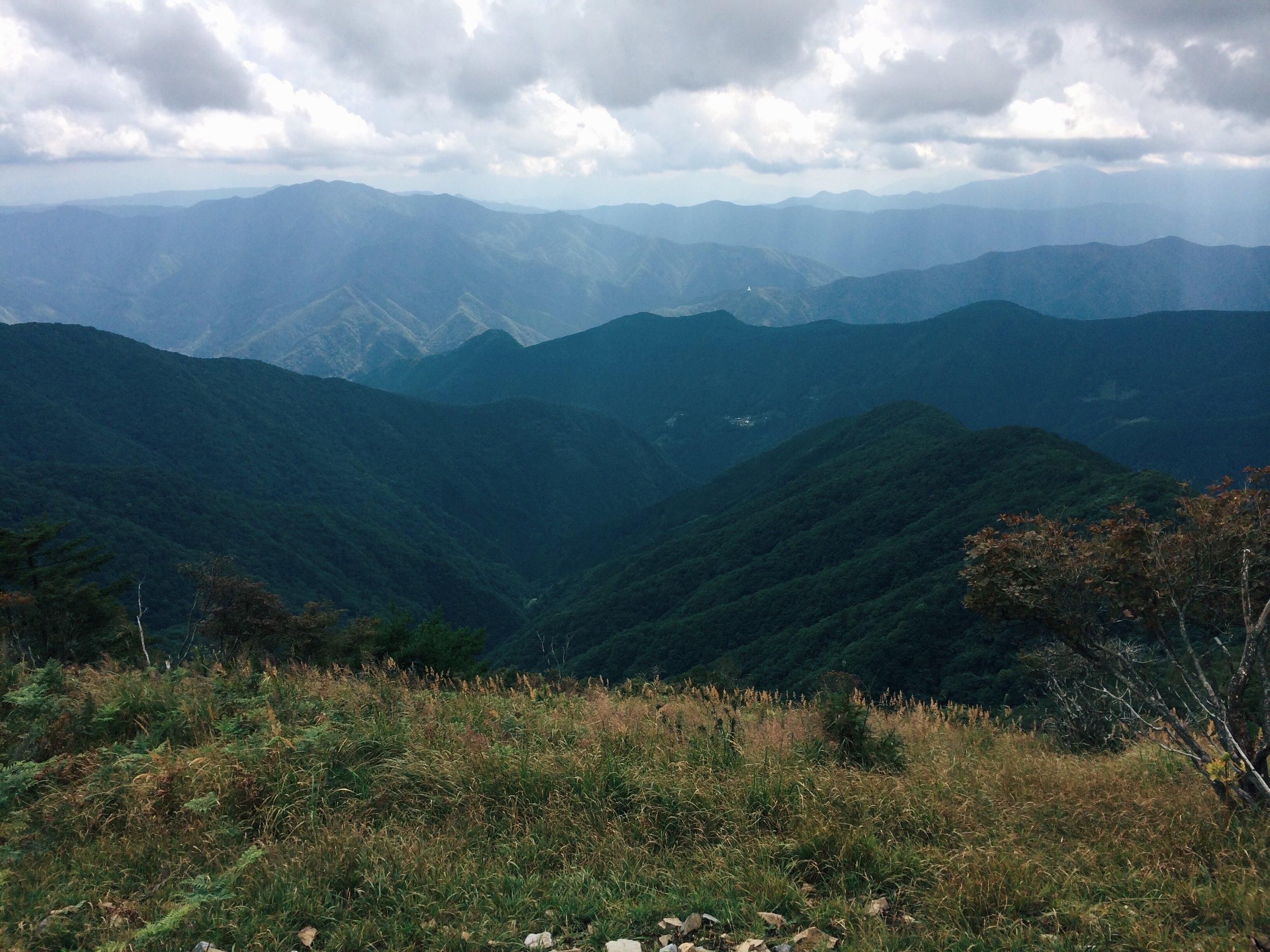 Mt.Takanosu - 2014.09.14
