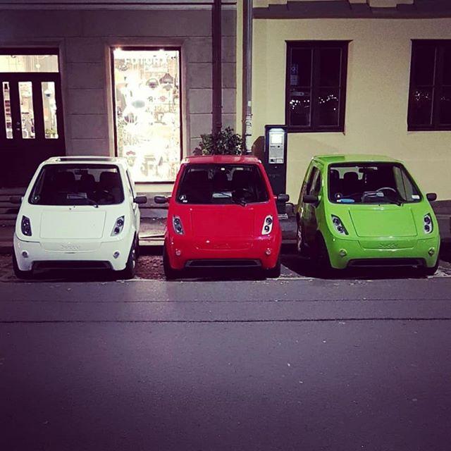 Ekte venneparkering på kun 1 parkeringsplass 💚