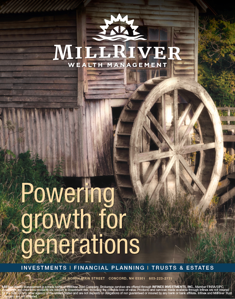 MillRiver Wealth Management - Launch Poster
