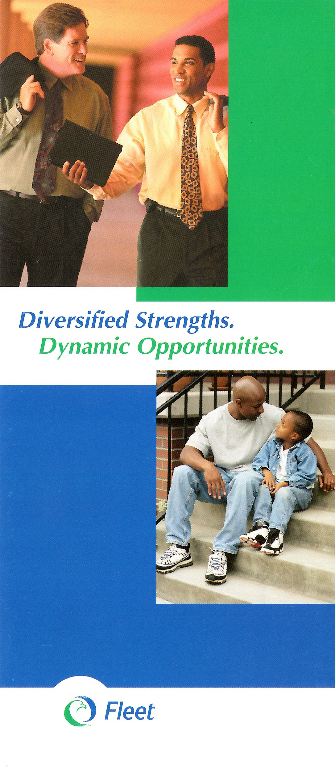 Fleet Boston - Diversity Brochure